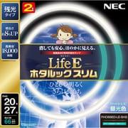 FHC66ED-LE-SHG [丸形スリム管蛍光灯 Life Eホタルックスリム 3波長形昼光色 20形+27形(28W+38W) 各1本入]