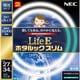 FHC86ED-LE-SHG [丸形スリム管蛍光灯 Life Eホタルックスリム 3波長形昼光色 27形+34形(38W+48W) 各1本入]
