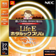 FHC86EL-LE-SHG [丸形スリム管蛍光灯 Life Eホタルックスリム 3波長形電球色 27形+34形(38W+48W) 各1本入]