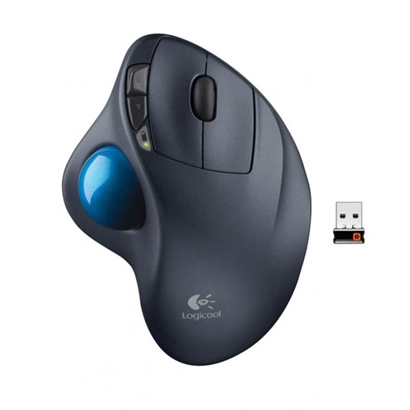 M570 [Wireless Trackball ワイヤレストラックボールマウス]