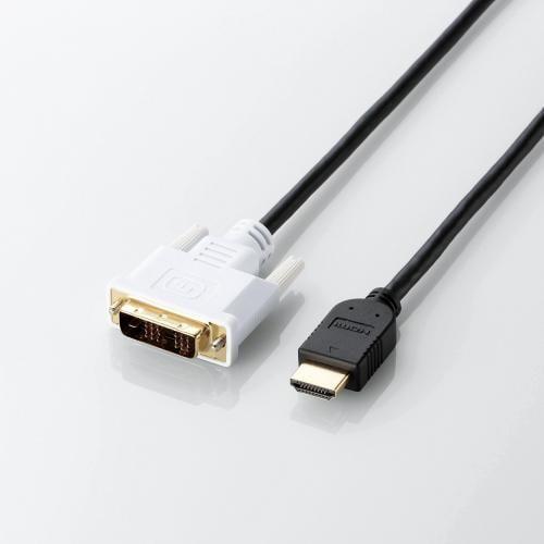 DH-HTD10BK [HDMI-DVI変換ケーブル 1.0m]