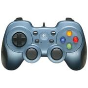 Rumble Gamepad F510 [ランブルゲームパッド USB接続 ゲームコントローラー 13ボタン ダークブルー]