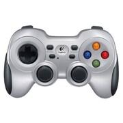 F710 [USB接続 ワイヤレスゲームコントローラー 13ボタン シルバー]