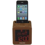 PSP-BQC [iPod/iPhone対応FMラジオ搭載 目覚まし機能付きスピーカー i-BLOQ チョコレート]
