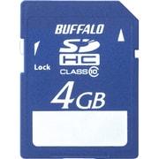 RSDC-4GC10 [SDHCカード Class10 4GB]