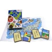 ことわざかるた+日本列島地図パズル