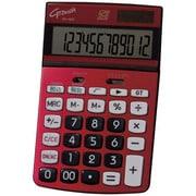 DX-160TRD [G-touch 卓上電卓 12桁 レッド]