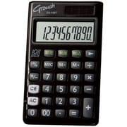 DX-150TBK [G-touch 携帯電卓 10桁 ブラック]