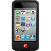 SW-COLT4-BK [第4世代 iPod touch用シリコンケース Colors(カラーズ) ステルス]