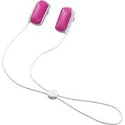 LBT-PCHP03PN [Bluetooth 2.1+EDR対応 パソコン向けステレオイヤホン カナルタイプ ピンク]