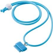 TR-DSIN-BL [iPod/iPhone Dockコネクター用ネックストラップ ネオ ブルー DockStrap Neo Blue]