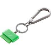 TR-DCIN-GR [iPod/iPhone Dockコネクター用カラビナストラップ ネオ グリーン DockCarabiner Neo Green]