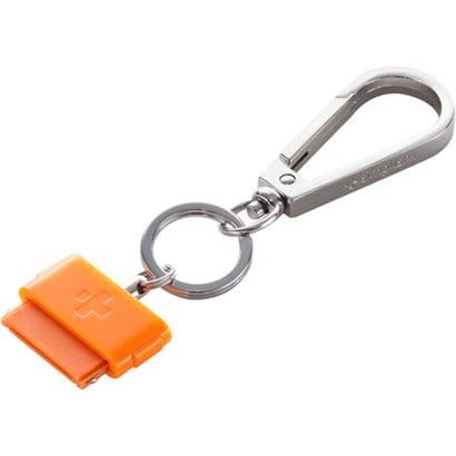 TR-DCIN-OR [iPod/iPhone Dockコネクター用カラビナストラップ ネオ オレンジ DockCarabiner Neo Orange]