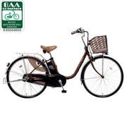BE-ENE433T2 [電動アシスト自転車(24型) チョコブラウン リチウムビビ・EX]