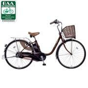 BE-END633T2 [電動アシスト自転車(26型) チョコブラウン リチウムビビ・DX]