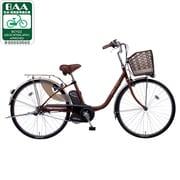 BE-ENS433T [電動アシスト自転車(24型) チョコブラウン リチウムビビ・SS]