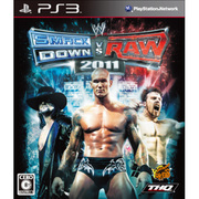 WWE SmackDown vs. Raw 2011 [PS3ソフト]