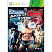 WWE SmackDown vs. Raw 2011 [Xbox360ソフト]