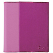 PRSA-CL35 P [Reader Pocket Edition<リーダーポケットエディション>専用 ライト付き ブックカバー ピンク]