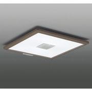 LEDH94001Y-LC [LEDシーリングライト(~8畳) 調光・調色機能搭載 リモコンあり ダークブラウン]