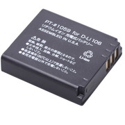PT-#1059 [デジタルカメラ用バッテリー ペンタックス D-LI106対応]