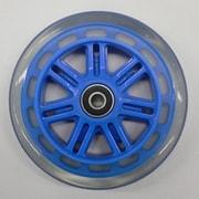 6102D ブルー JDホイールB/G 5インチ [キックボード用ホイール]