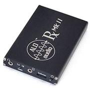 RXAMP MK2/BLACK [ポータブルヘッドフォンアンプ]