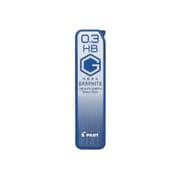 HRF3G-20-HB [ネオックス・グラファイト 替芯 0.3mm HB 20本]