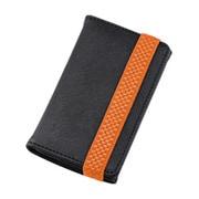 TUN-IP-300033 [iPod touch用 ラバーバンド付 おサイフ型ケース TUNEWALLET for iPod touch オレンジ]