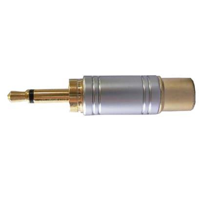 AD-624 [3.5mmモノラルミニプラグ-ピンジャック変換アダプター]