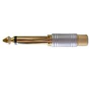 AD-625 [6.3mmモノラル標準プラグ-ピンジャック変換アダプター]