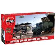 エアーフィックス 1/76 3306 ベッドフォード QLトラック
