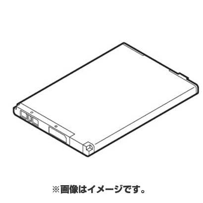 SHBDL1 [電池パック DM009SH・003SH用]