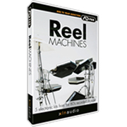 Reel Machines [Addictive Drums用拡張音源]