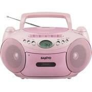 PH-PR65(P) [CDラジオカセットレコーダー ピンク]
