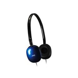 HA-S160-AA [ヘッドバンド式ポータブルヘッドホン ブルー]