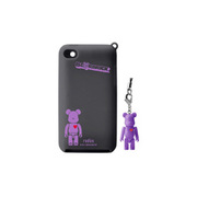 RA-SC44BV [第4世代iPod touch用シリコンケース BE@RBRICK silicone case for iPod touch 4th バイオレット]