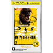METAL GEAR SOLID PEACE WALKER(メタルギアソリッド ピースウォーカー) PSP the Best [PSPソフト]