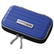 EVAケース ブルー SZC-3DS01BL [3DS用]