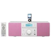 RD-N1-P [iPod対応CDポータブルオーディオシステム ピンク]