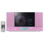 NX-PB10-P [iPod対応CDポータブルシステム ピンク]