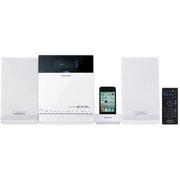 C-414-W [iPhone/iPod対応コンパクトHi-Fiシステム ホワイト]