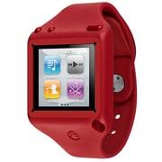 SW-TKN6-R [第6世代iPod nano用ウオッチストラップ型ケース TICER for iPod nano 6G レッド]