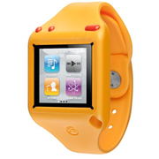 SW-TKN6-O [第6世代iPod nano用ウオッチストラップ型ケース TICER for iPod nano 6G オレンジ]