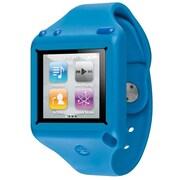 SW-TKN6-BL [第6世代iPod nano用ウオッチストラップ型ケース TICER for iPod nano 6G ブルー]