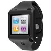 SW-TKN6-BK [第6世代iPod nano用ウオッチストラップ型ケース TICER for iPod nano 6G ブラック]