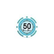 プライムポーカーチップ 50 [20枚セット]