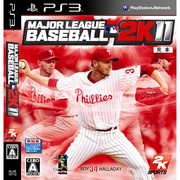 Major League Baseball 2K11 [PS3ソフト]