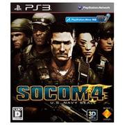 SOCOM 4(ソーコム):U.S. Navy SEALs [PS3ソフト]