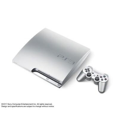 プレイステーション3 HDD320GB サテン・シルバー CECH-2500B SS
